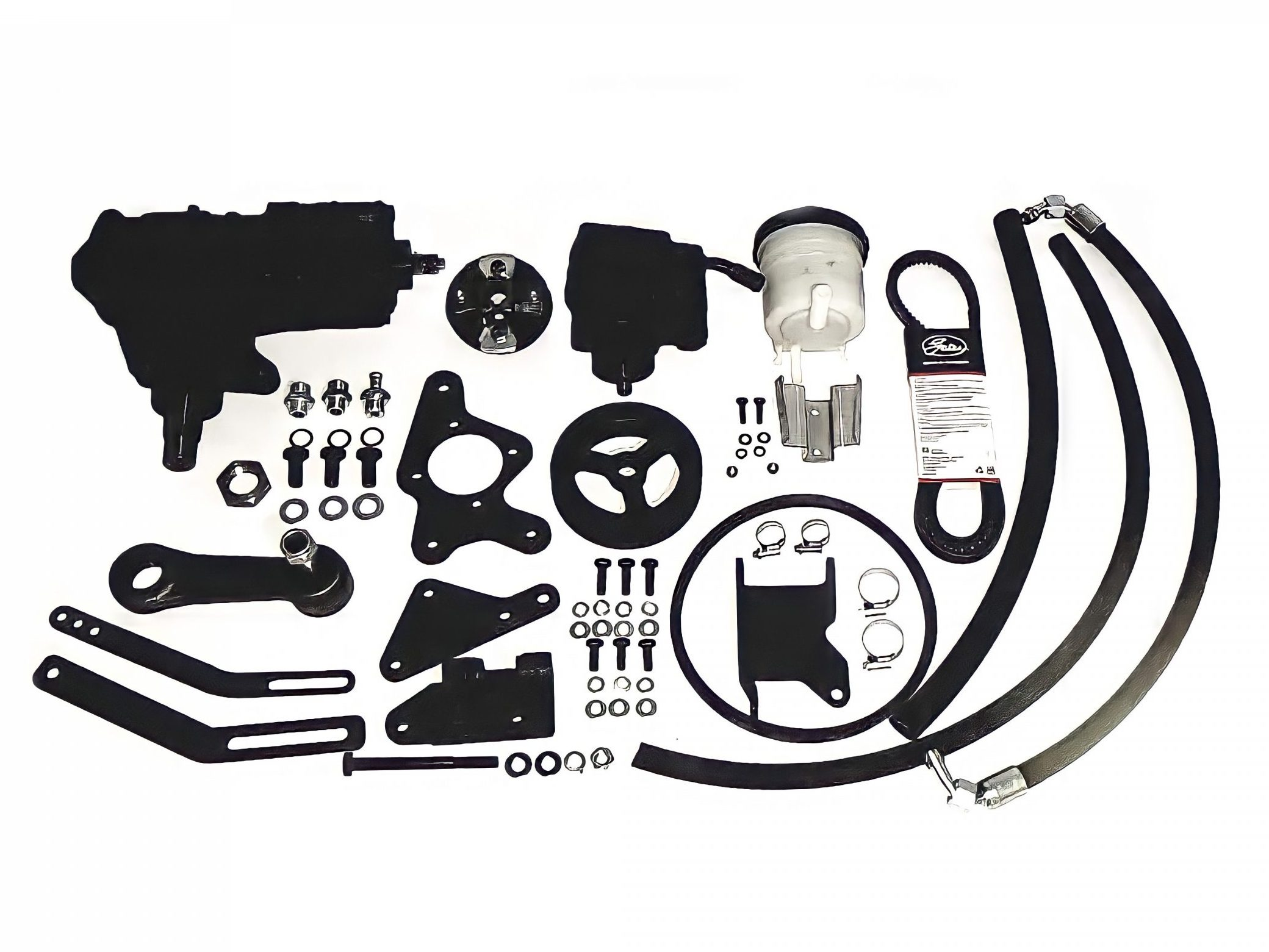 Kit Direção Hidráulica C10 A20 Motor Opala 6 Cilindros 4.1
